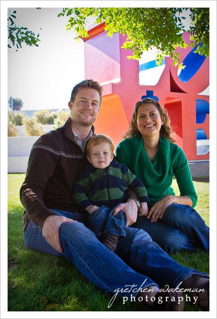 Ellingson Family Portraits