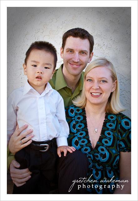 Smith Family Portraits