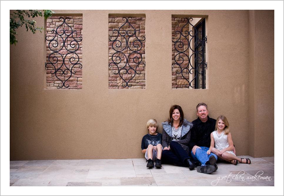 Abercrombie Family Portraits