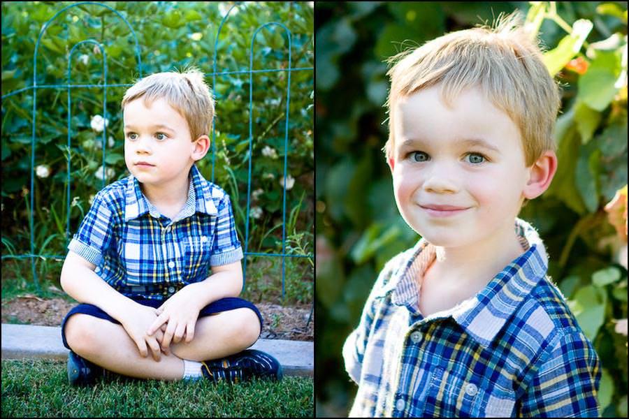 Gilbert, AZ- Family Portrait Photographer: Cooper