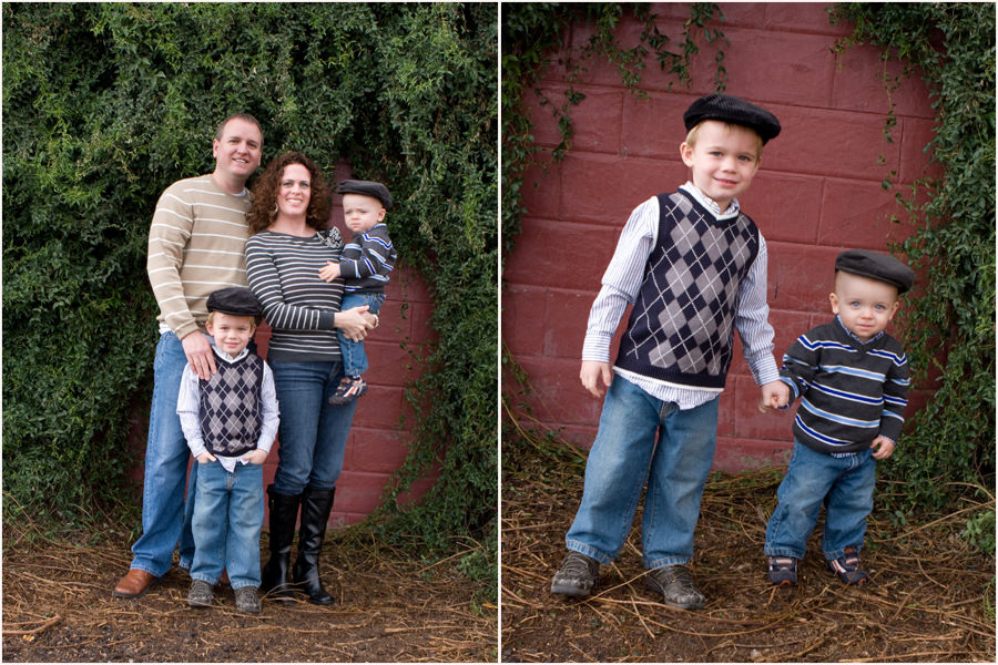 Sneak Peak- {S} Family Holiday Photos