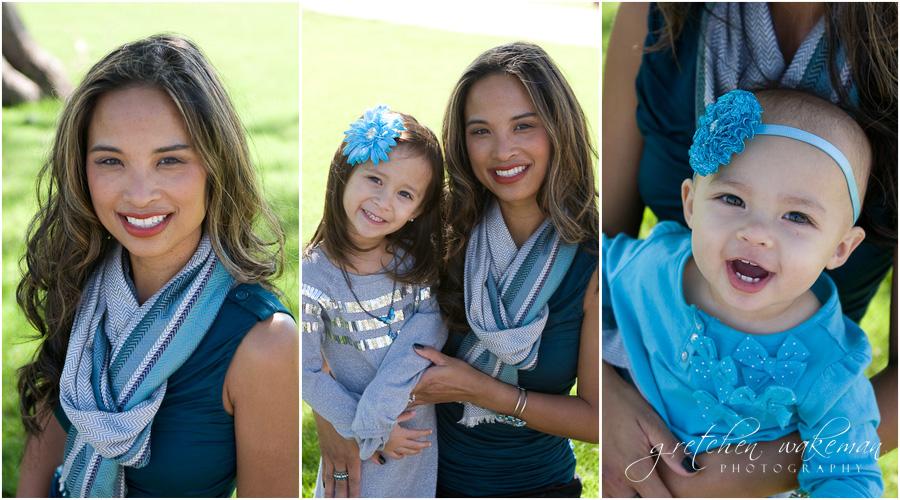 Family Holiday Photos | Wall Family