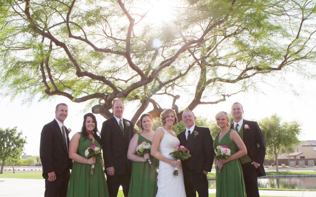 Matt & Julia's Wedding | The Barn at Power Ranch
