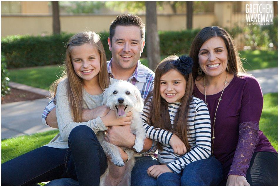 EBERHARDT FAMILY | HOLIDAY PORTRAITS