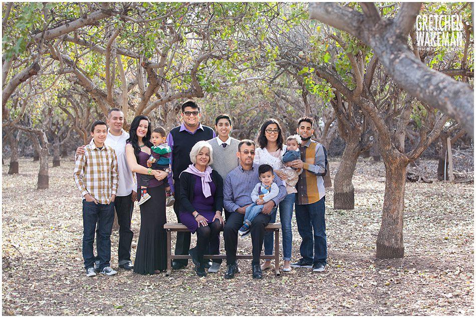 GALVEZ FAMILY PORTRAITS