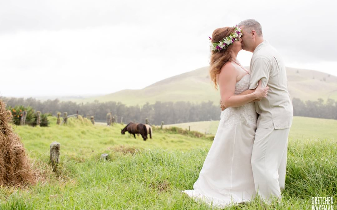 TRACY & CHRIS | KAHUA RANCH, WAIKOLOA HAWAII