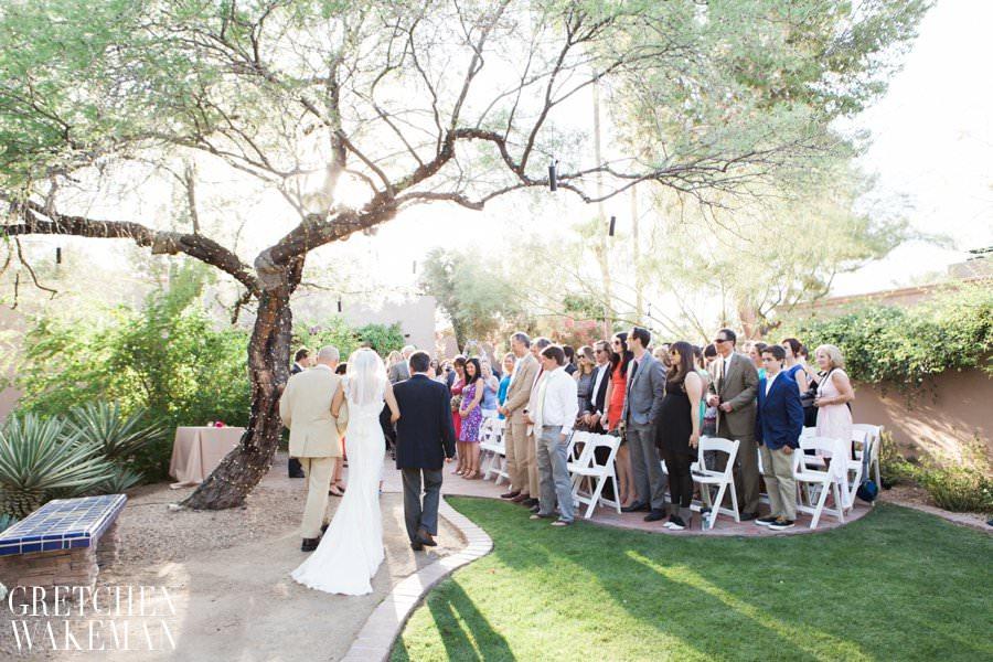 Hermosa Inn Wedding
