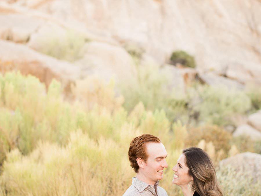 MARTY & BRETT |  BOULDERS RESORT ENGAGEMENT SESSION, CAREFREE AZ