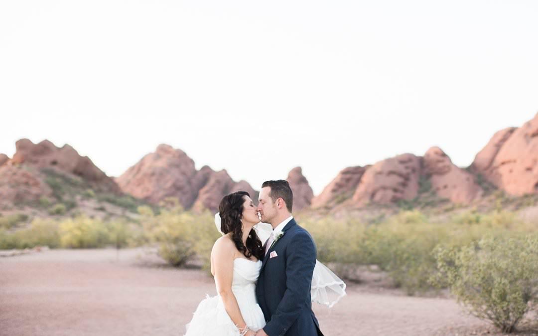 THE SHOWCASE ROOM WEDDING, TEMPE AZ | MALLORIE & TODD