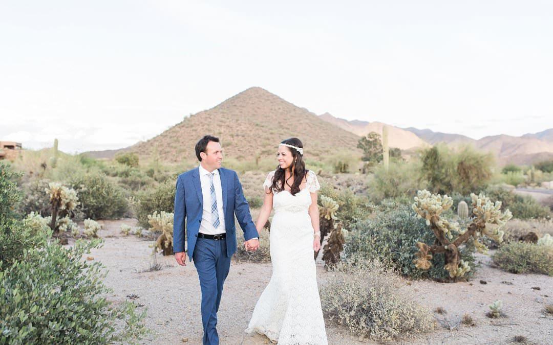 TEN PALMS PRIVATE ESTATE BACKYARD WEDDING , SCOTTSDALE AZ | MEGAN & BRENT