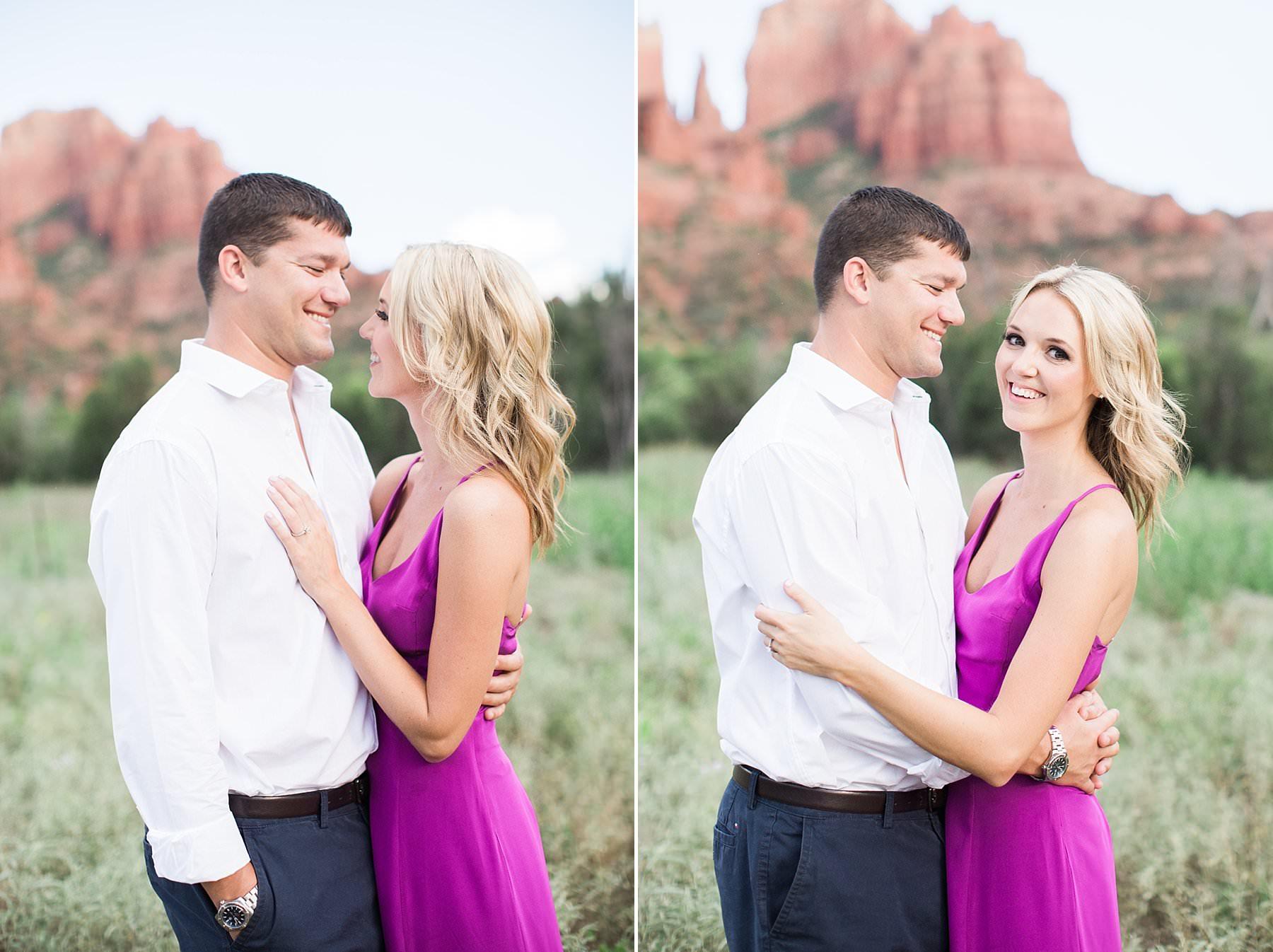 Sedona Engagement Photographer,Sedona Engagement Photos,