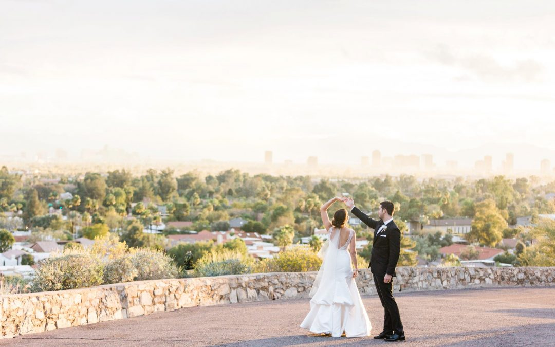 WRIGLEY MANSION WEDDING, PHOENIX AZ | MEREDITH & MATT