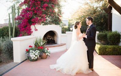 EL CHORRO WEDDING, PARADISE VALLEY AZ | LINDSAY & JORDAN