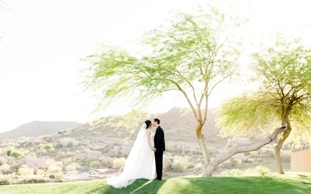 EAGLE MOUNTAIN WEDDING, FOUNTAIN HILLS AZ | BRITTANY & STEFAN