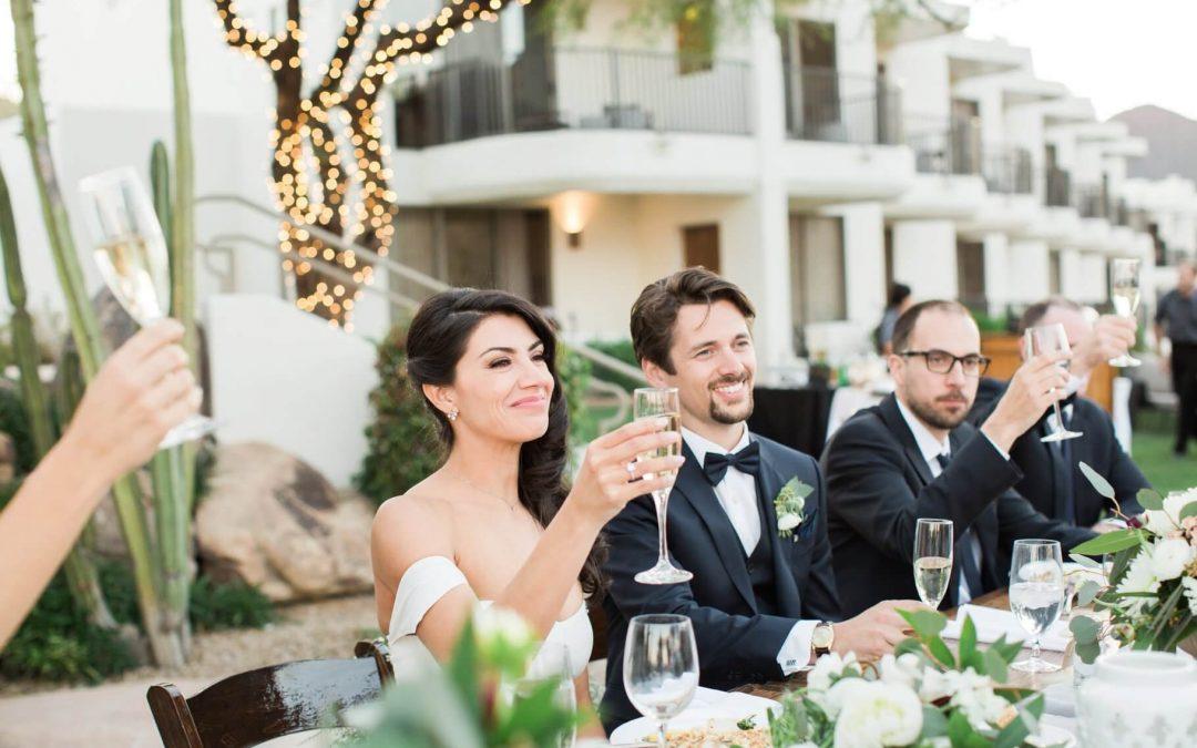 Prioritizing your Wedding Budget