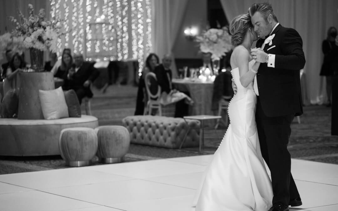 Black Tie Winter Wedding at Omni Montelucia