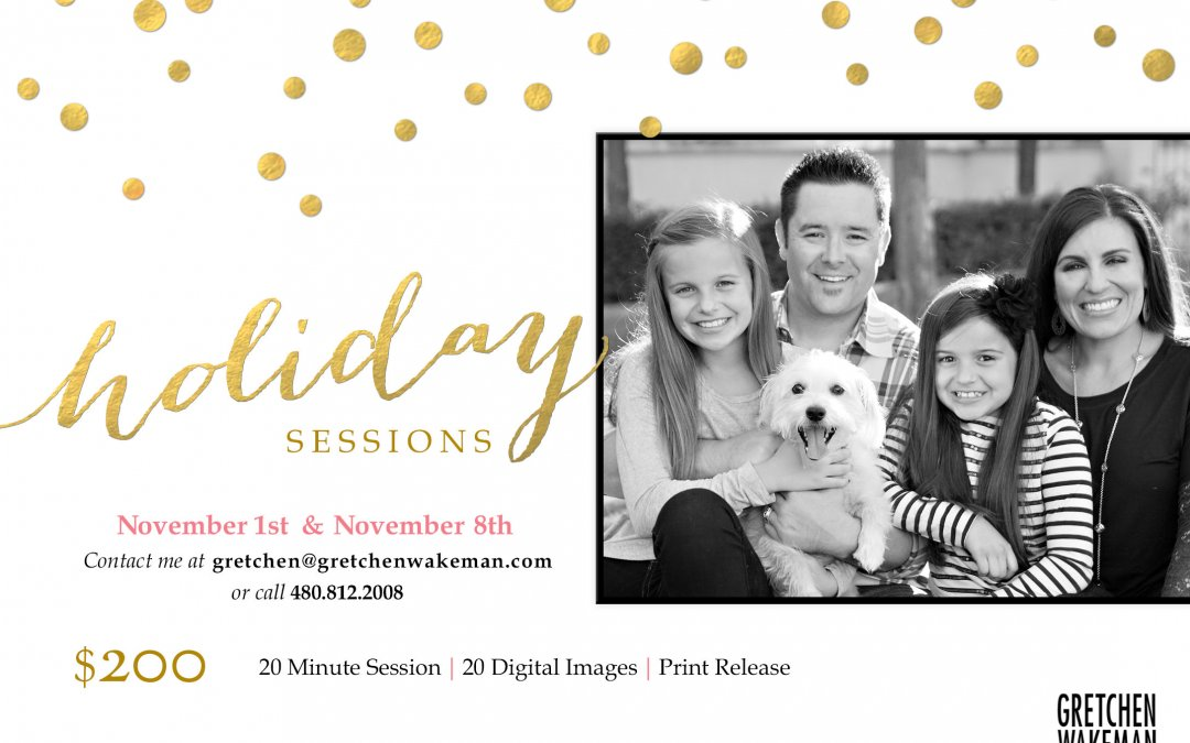 2014 HOLIDAY MINI SESSIONS- SOLD OUT!!!!!!