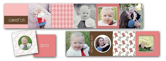 SALE – Mini 3″x3″ Brag Books