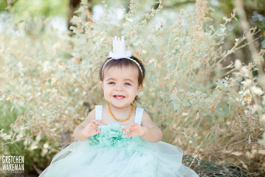 Enriquez Family Photos – Addison Turns One!