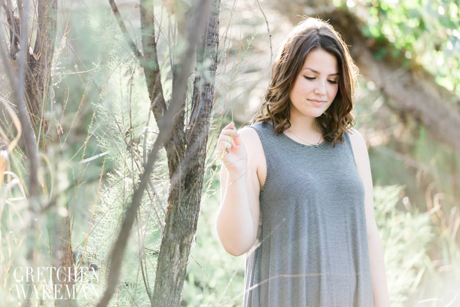 Williamsfield High School, Gilbert, AZ  | Senior Photography- Kenna