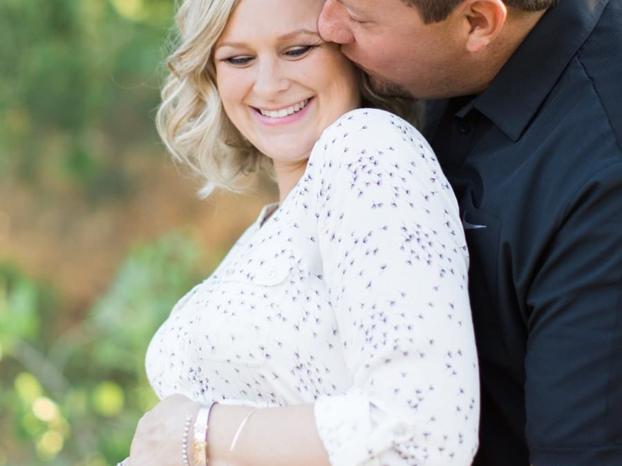 JAMIE & GARRETT | GILBERT MATERNITY SESSION