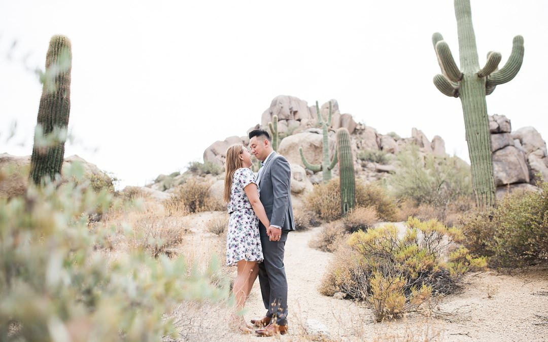 ANNIVERSARY SESSION, FOUR SEASONS RESORT SCOTTSDALE | JENNIFER & JOE