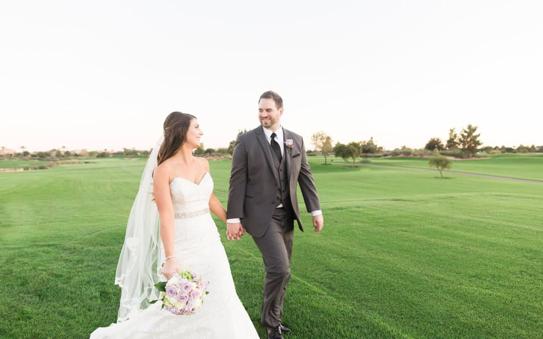 ENCANTERRA WEDDING, SAN TAN VALLEY AZ | SARA & DUSTIN