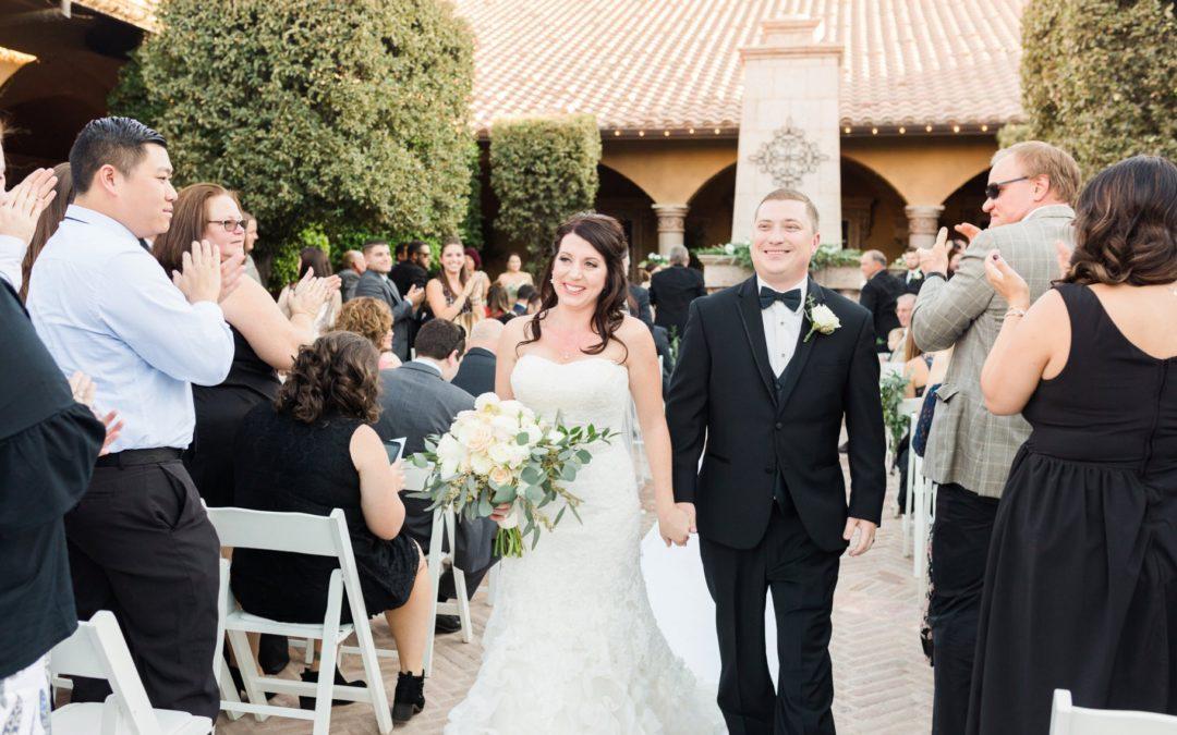 Classic Villa Siena Wedding