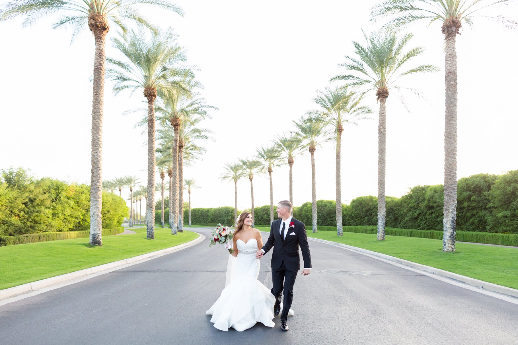Romantic Wedding at Westin Kierland