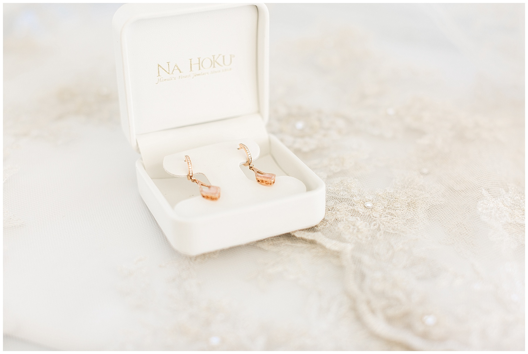 Bridal Jewelry from Na Hoku