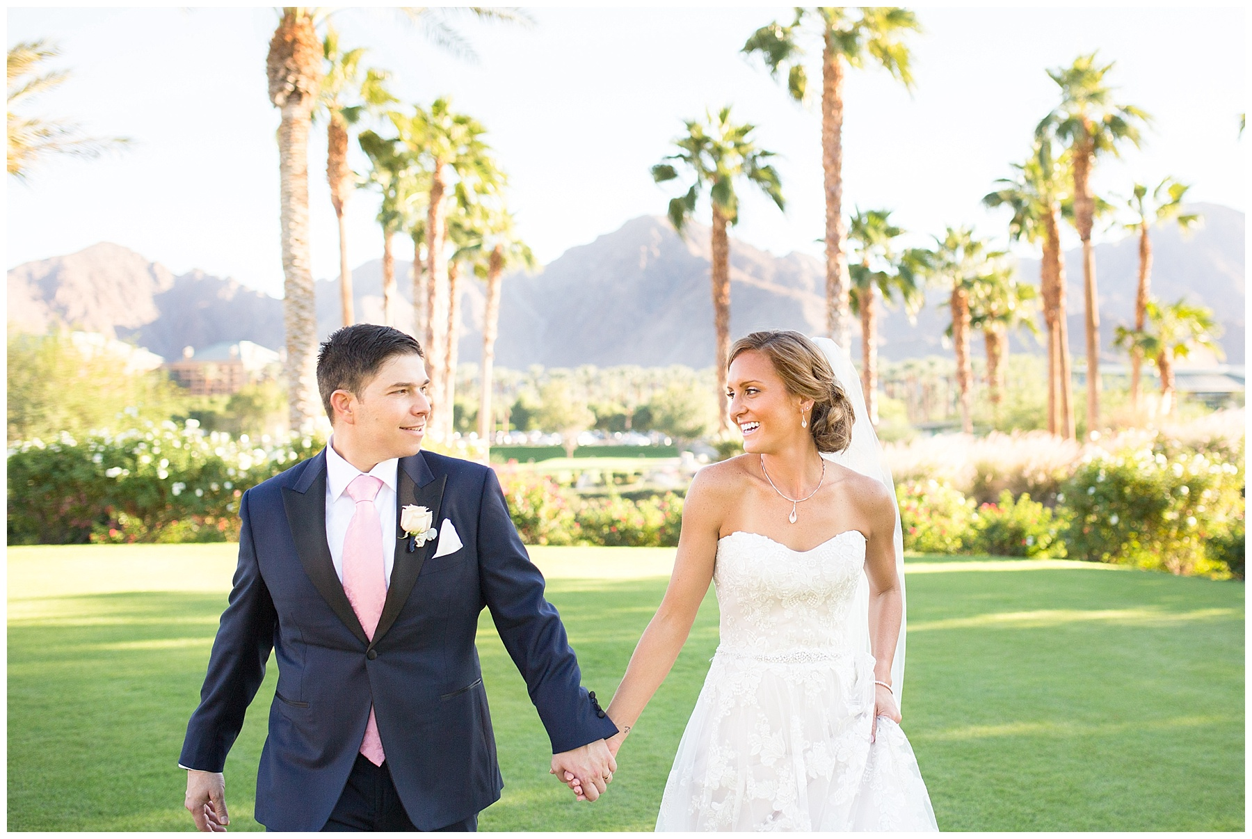 Joyful Fall Wedding at Indian Wells Golf Resort