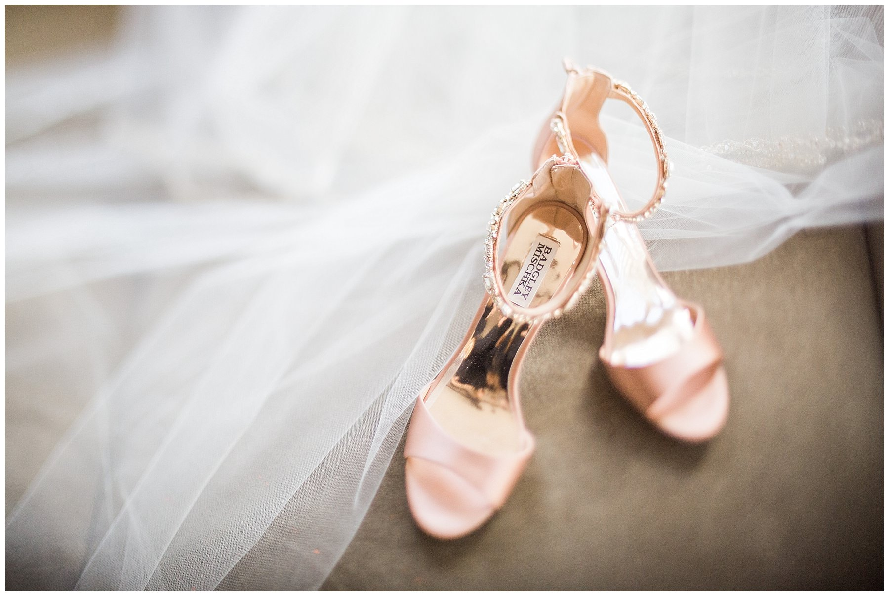 blush badgley mischka bridal shoes