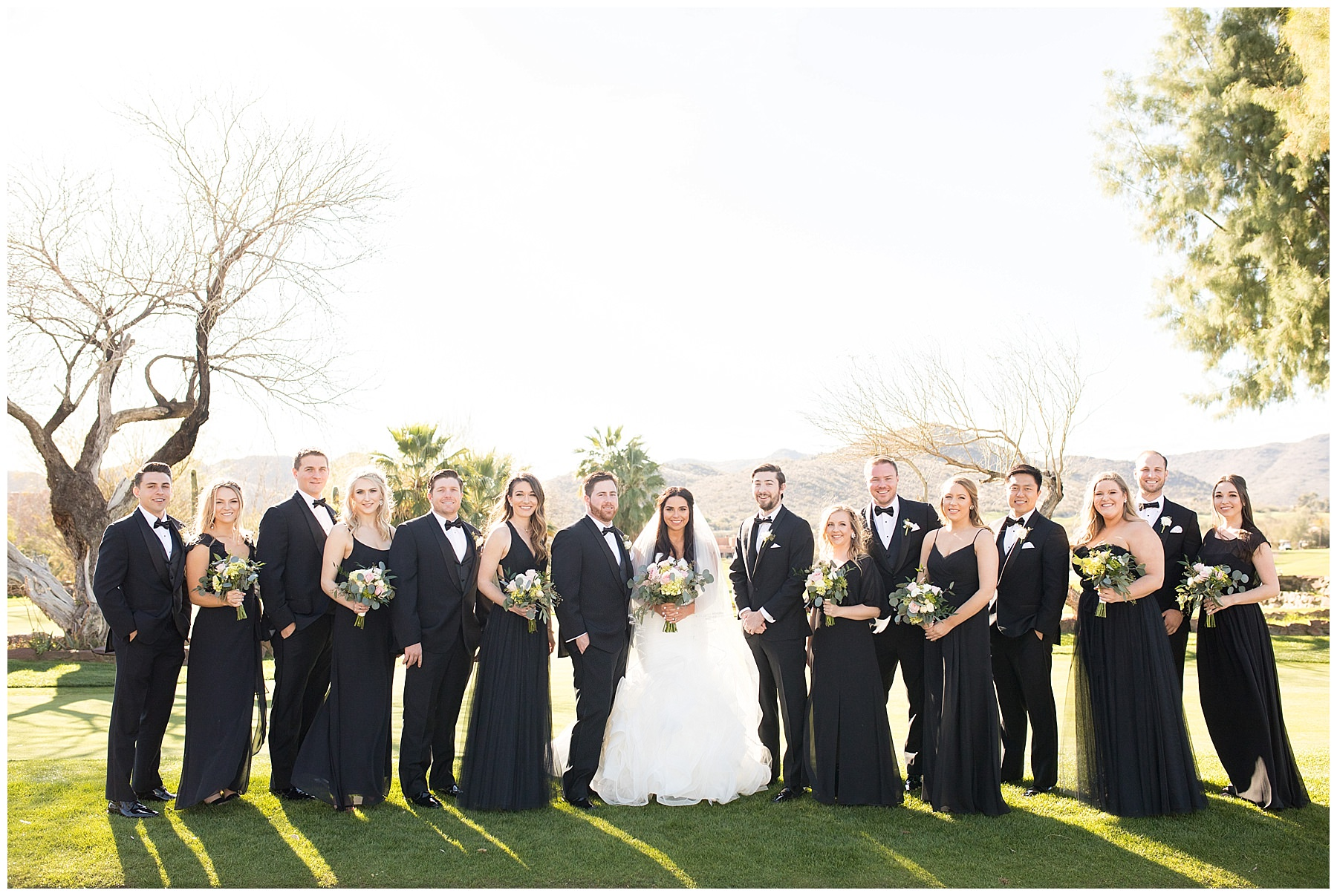 Spring Wedding at Rancho Manana Resort