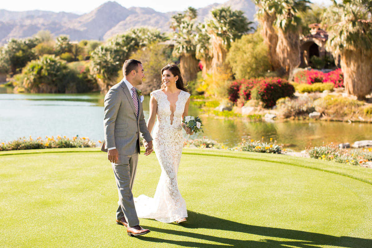 Spring Wedding at Bighorn Country Club