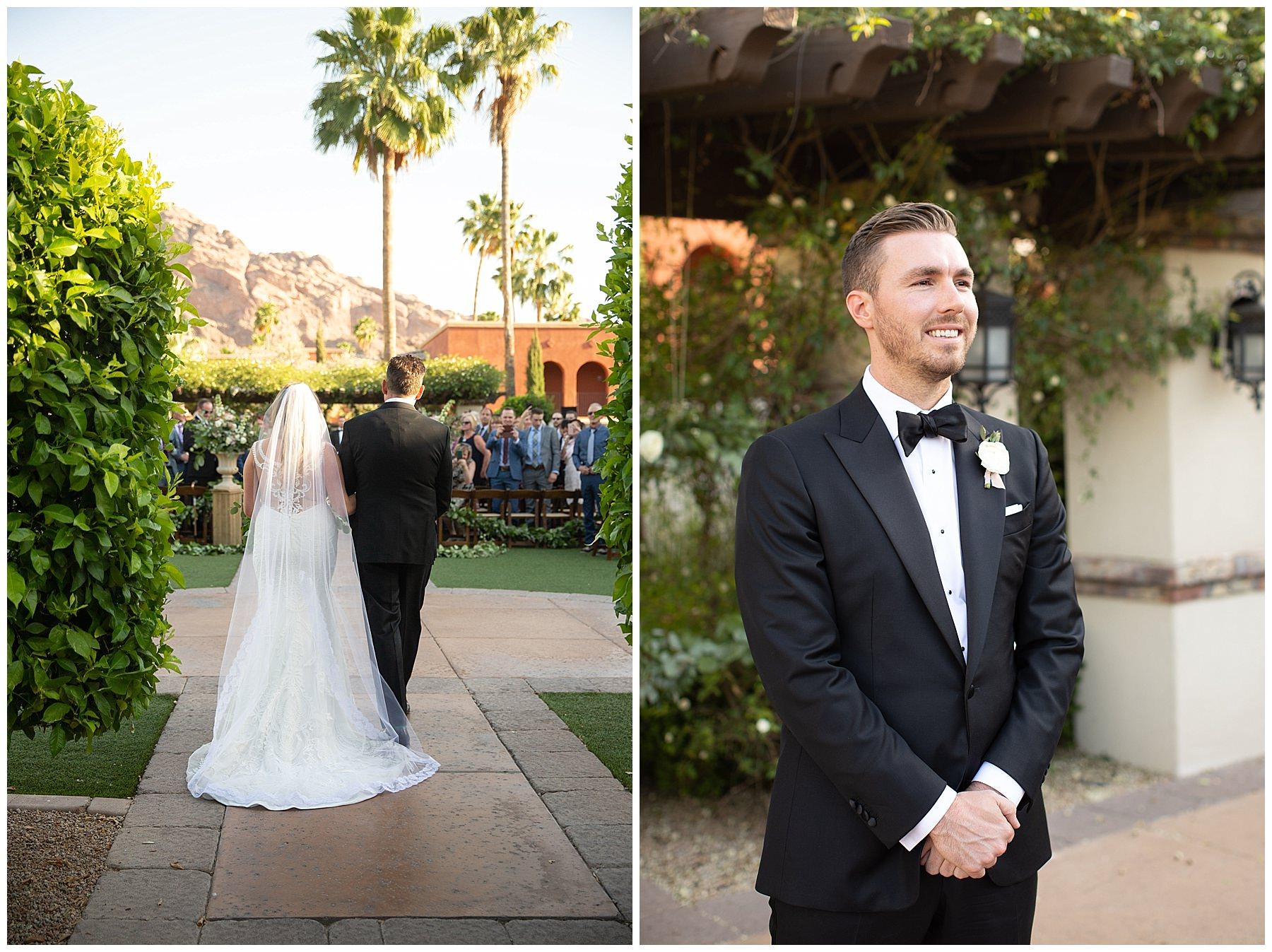 Elegant Spring Montelucia Wedding