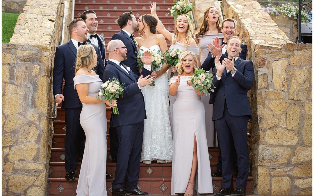 Spring Wedding at Wrigley Mansion